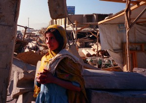 Mädchen-in-Kabul