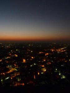 Morgengrauen Jodhpur